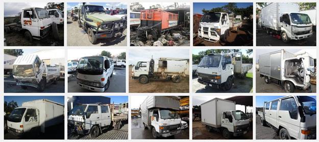 Scrap Truck Removals