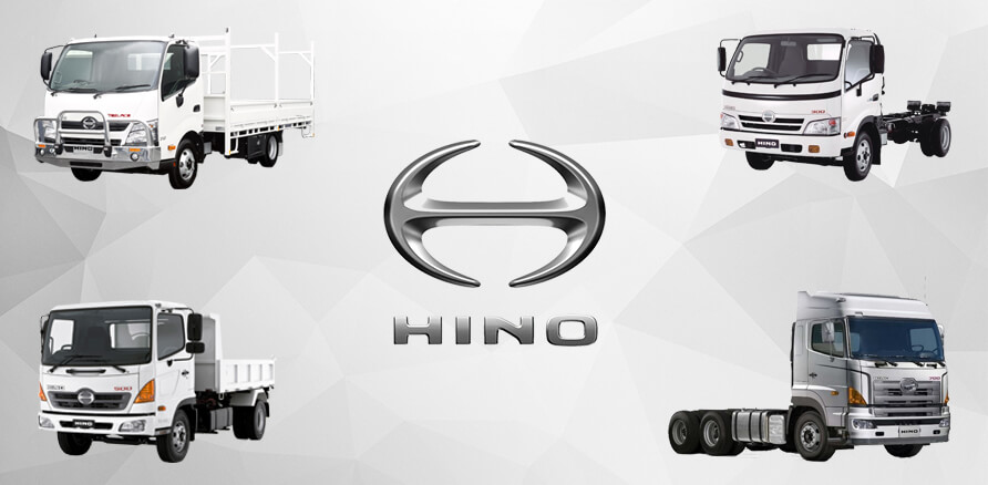 Hino Wreckers